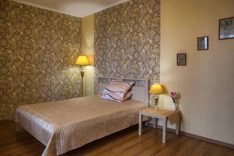 Сдается 1-комнатная квартира посуточнов Яблоновском, улица Монтажников 14/1.