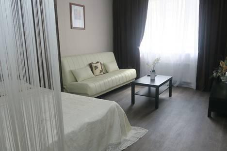 Сдается 1-комнатная квартира посуточно в Пензе, Тамбовская улица, 1.