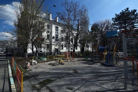 Сдается 1-комнатная квартира посуточнов Крымске, улица Мира, 25.