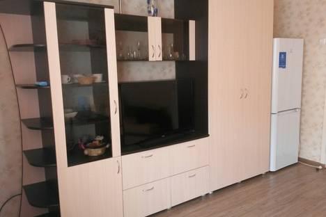 Сдается 1-комнатная квартира посуточно в Петрозаводске, улица Советская, 33.