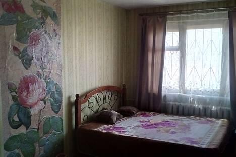 Сдается 2-комнатная квартира посуточнов Братске, улица Кирова, 11А.