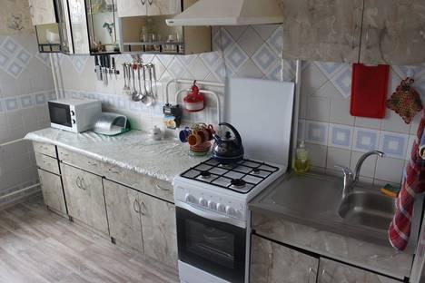 Сдается 2-комнатная квартира посуточнов Жодине, улица Московская 25.