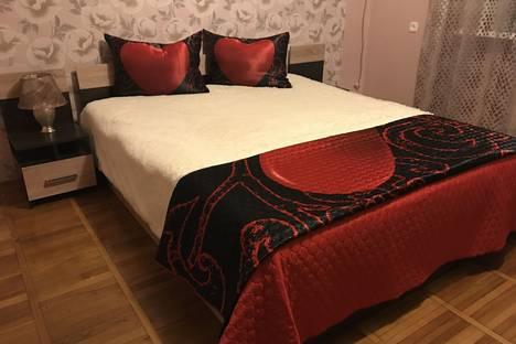 Сдается 2-комнатная квартира посуточно в Армавире, ул. Свердлова 71.