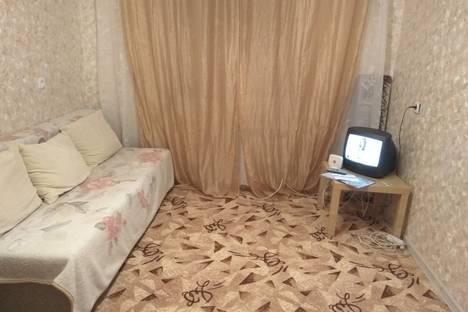 Сдается 1-комнатная квартира посуточнов Екатеринбурге, улица Декабристов 45.