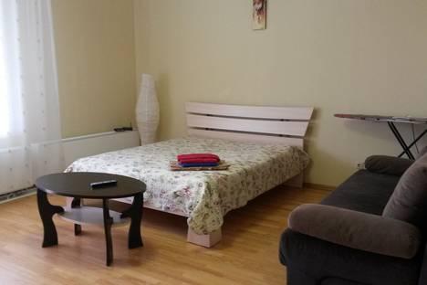 Сдается 1-комнатная квартира посуточнов Перми, бульвар Гагарина 65а/1.