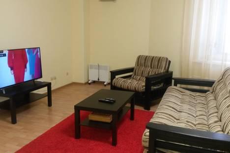 Сдается 2-комнатная квартира посуточно в Перми, бульвар Гагарина, 65Б.