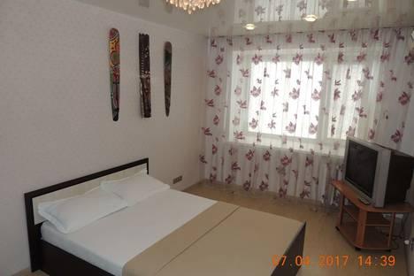 Сдается 1-комнатная квартира посуточнов Архангельске, улица Тимме 10/2.