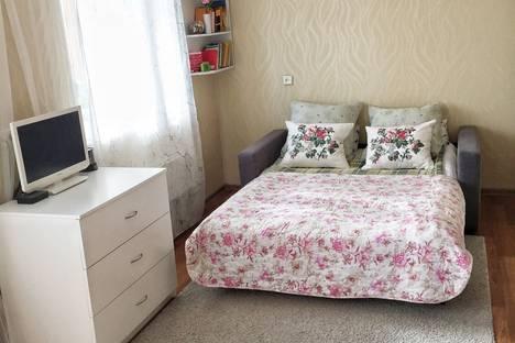 Сдается 1-комнатная квартира посуточнов Екатеринбурге, Металлургов 50.