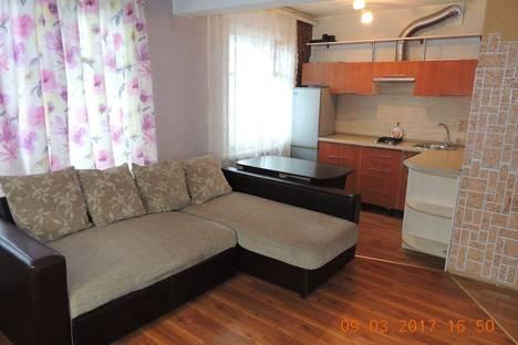 Сдается 1-комнатная квартира посуточно в Архангельске, ул.Садовая 19.