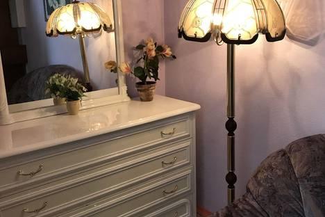 Сдается 1-комнатная квартира посуточно в Нижневартовске, улица Нефтяников, 41.