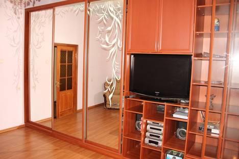 Сдается 1-комнатная квартира посуточно в Киеве, улица Жилянская, 55.