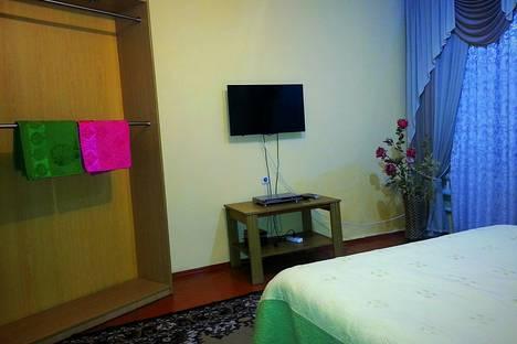 Сдается 2-комнатная квартира посуточно в Бишкеке, улица Калыка Акиева, 102.