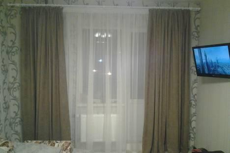 Сдается 1-комнатная квартира посуточно в Твери, улица Фрунзе, 4.