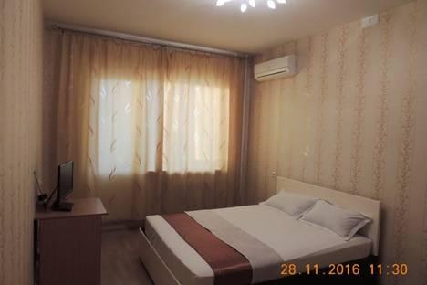 Сдается 2-комнатная квартира посуточно в Архангельске, Московский проспект, 55.