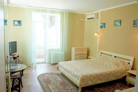 Сдается комната посуточнов Береговом, Крым,улица Большевистская, д.20.