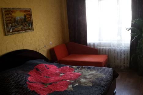 Сдается 1-комнатная квартира посуточнов Барнауле, улица Чудненко 102.