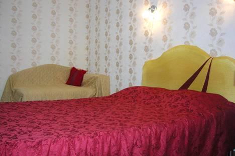 Сдается 1-комнатная квартира посуточно в Бийске, Ленинградская улица, 37.