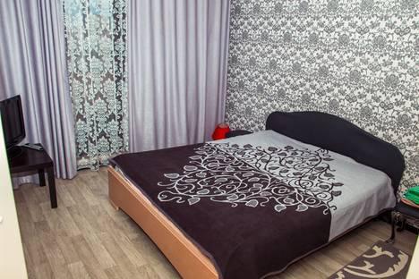 Сдается 2-комнатная квартира посуточно в Челябинске, проспект Ленина, 29А.