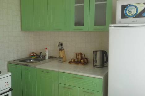 Сдается 1-комнатная квартира посуточно в Байкальске, Гагарина микрорайон 156.