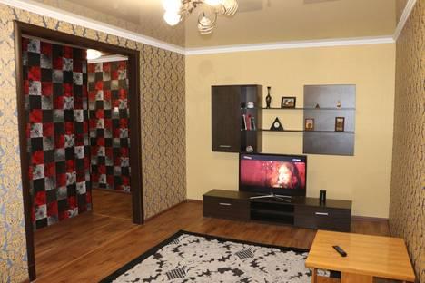 Сдается 1-комнатная квартира посуточно в Караганде, улица Алиханова 38/3.