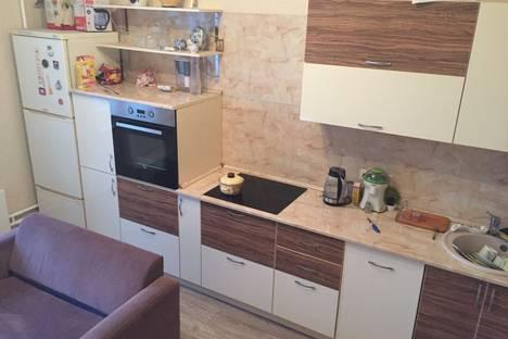 Сдается 2-комнатная квартира посуточно в Подольске, ул. Академика Доллежаля, 24.
