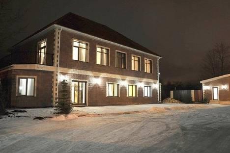 Сдается коттедж посуточнов Сертолове, Приморское шоссе, 134.
