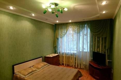 Сдается 1-комнатная квартира посуточно в Саранске, Коммунистическая улица, 54.