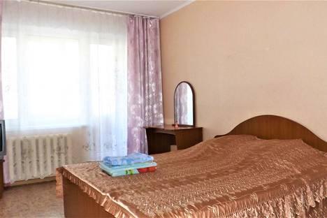 Сдается 1-комнатная квартира посуточно, улица Аргентовского, 44.