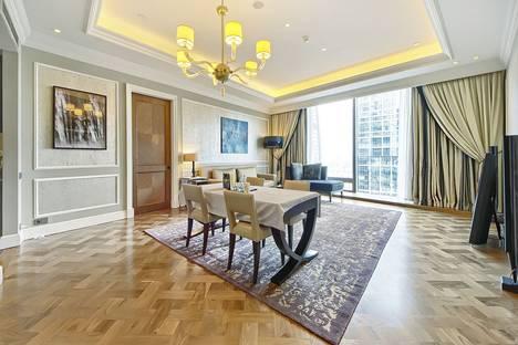 Сдается 2-комнатная квартира посуточнов Видном, Пресненская набережная 12.