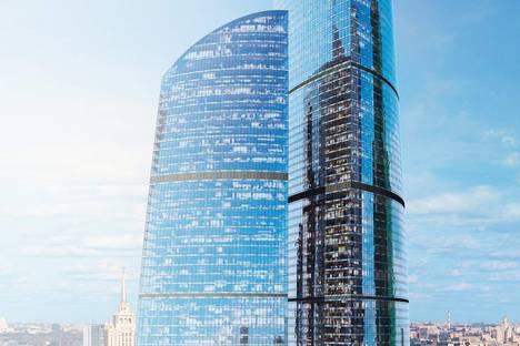 Сдается 4-комнатная квартира посуточно в Москве, Пресненская наб. 12.