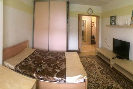 Сдается 1-комнатная квартира посуточно в Благовещенске, улица Горького 154.