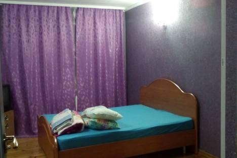 Сдается 3-комнатная квартира посуточнов Нефтеюганске, 12 мкр. 55 дом.