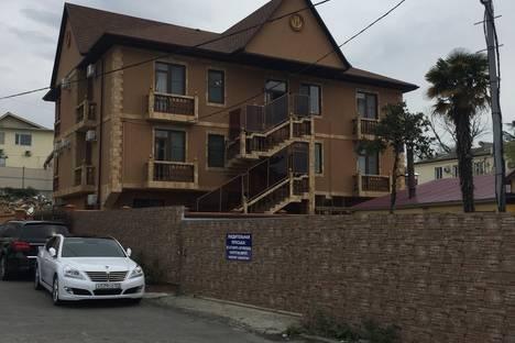 Сдается 2-комнатная квартира посуточнов Сочи, ул. Пластунская 78в.