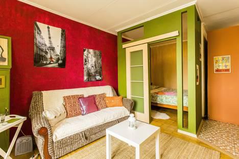 Сдается 2-комнатная квартира посуточнов Балашихе, ул. Новокузнецкая, 6.