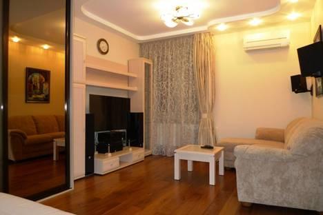 Сдается 1-комнатная квартира посуточнов Москве, Ленинградский проспект 33А.