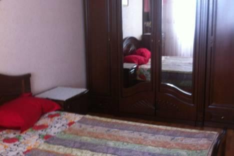 Сдается 2-комнатная квартира посуточно в Анапе, ул крымская 171.