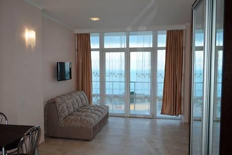 Сдается 1-комнатная квартира посуточно в Кореизе, улица Южная, 62.