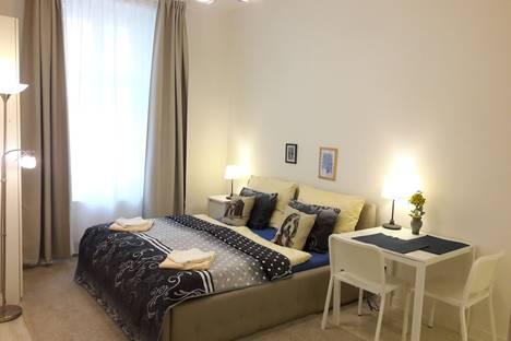 Сдается 1-комнатная квартира посуточно в Праге, Uruguayska 12.