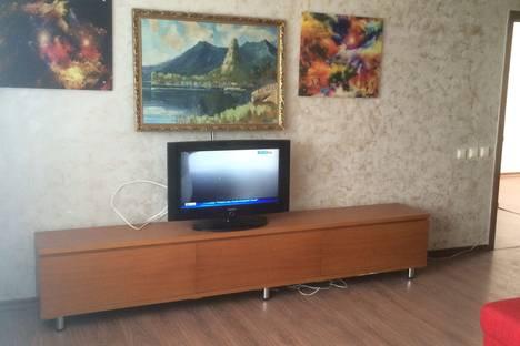 Сдается 4-комнатная квартира посуточно в Астане, пр.Жумабаева 2.