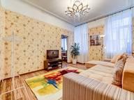 Сдается посуточно 2-комнатная квартира в Санкт-Петербурге. 0 м кв. 3 Советская улица, 10
