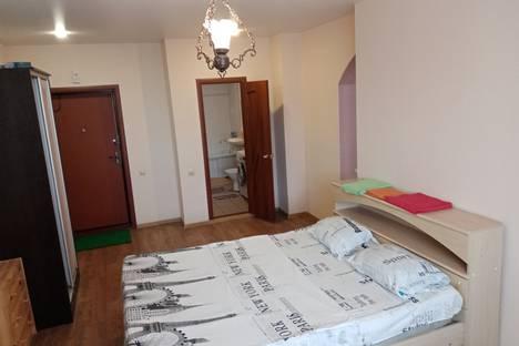 Сдается 1-комнатная квартира посуточно, улица Федерации130аУВАУГА.ТУХАЧЕВСКОГО.
