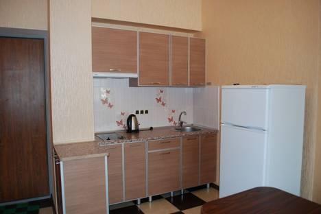 Сдается 1-комнатная квартира посуточно в Алуште, 20 улица Краснофлотская.