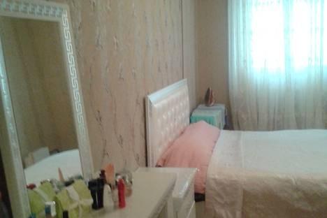 Сдается 2-комнатная квартира посуточно, ул Сахарова 47.