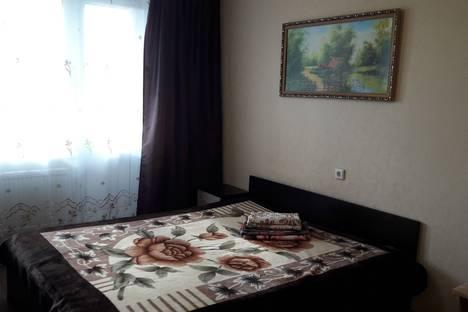 Сдается 1-комнатная квартира посуточнов Кирове, Переулок Луговой 1.
