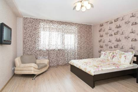 Сдается 1-комнатная квартира посуточно в Екатеринбурге, улица Белинского, 177а.