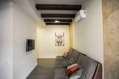 Сдается 2-комнатная квартира посуточнов Сочи, улица Яна Фабрициуса 2/28а.