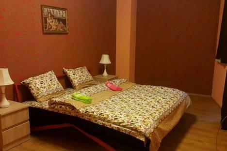 Сдается 4-комнатная квартира посуточно в Тбилиси, ул. Вахтанга Бочоришвили, 37A.