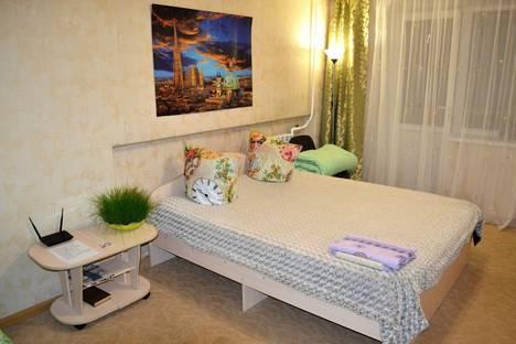 Сдается 1-комнатная квартира посуточнов Воронеже, 60-й Армии улица дом 2.