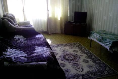 Сдается 1-комнатная квартира посуточно в Ейске, улица Красная, 59.