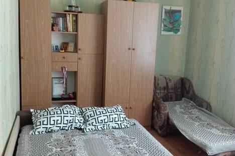 Сдается комната посуточно, улица Тургенева, 171.